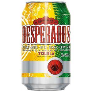 Cerveza desperados lata 33cl