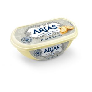 Mantequilla sin sal arias barqueta 235g