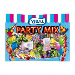 Gominolas party mix vidal vidal 400g