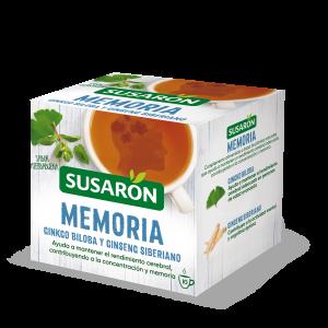 Infusion memoria hierbabuena susaron 10 sobres