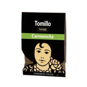 Tomillo carmencita bolsa 35g
