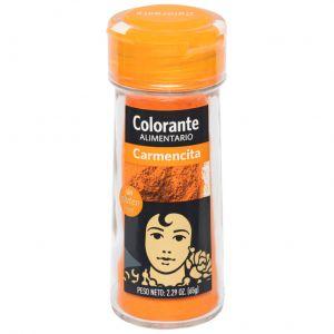 Colorante alimentario carmencita 62g