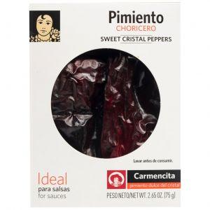 Pimiento choricero dulce carmencita  75g