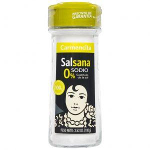 Salsana 0% sodio carmencita 100g