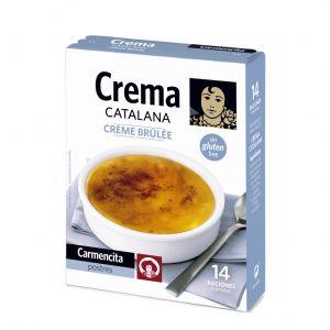Preparado crema catalana carmencita 80g