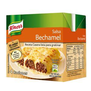 Bechamel casera knorr 500ml