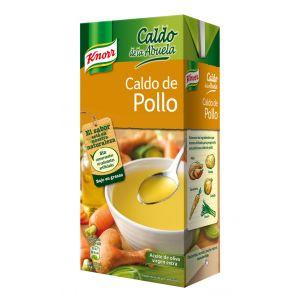 Knorr caldo de la abuela de ternera con verduras 1l