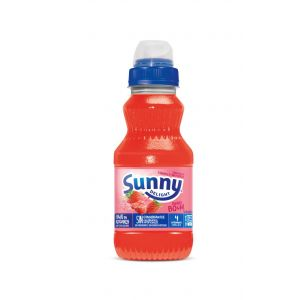 Bebida  fresa sunny delight pet sport 310ml