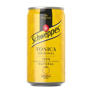 Tonica   schweppes lata 25cl