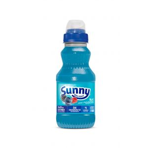 Bebida  blue sunny delight pet 310ml