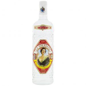 Anis dulce la toledana botella de 1l