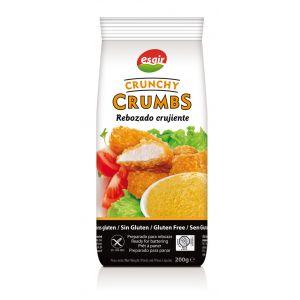 Rebozado crunchy crumbs s/glut esgir 200gr