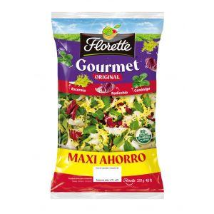 Ensalada maxi ahorro gourmet florette  bolsa 320g
