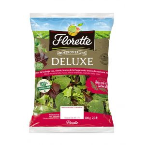 Brotes deluxe florette 100g