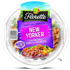 Ensalada new yorker lista para comer florette 250g