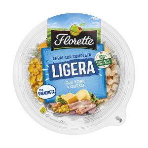 Ensalada ligera  lista para comer florette 215g