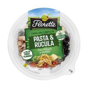 Ensalada con rucula lista para comer florette 320g
