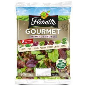 Ensalada brotes gourmet florette 100g