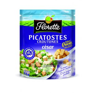 Toppings picatostes cesar florette 70g