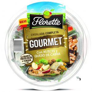 Ensalada gourmet lista para comer florette 180g