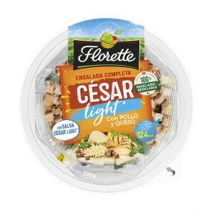 Ensalada cesar light lista para comer florette 205g