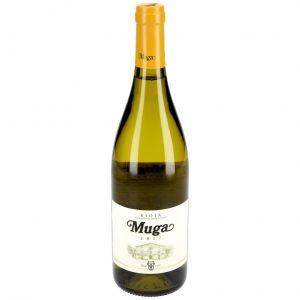 Vino rioja blanco muga 75cl