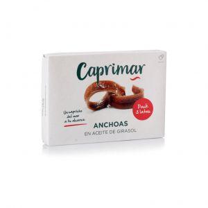 Anchoa aceite de girasol caprimar rr45 p3x29g ne