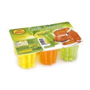 Gelatina gelli multifruta reina p6x100g