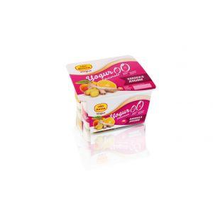 Yogur 0% edulcorado naranja y jengibre reina p-4x125 g