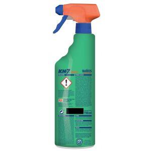 Limpiador desinfectante baños kh 750ml