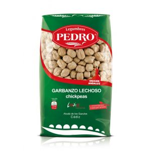 Garbanzo lechoso don pedro 1k
