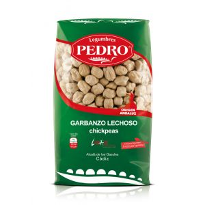 Garbanzo lechoso don pedro 500 gr
