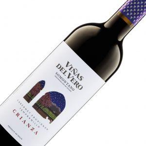 Vino somontano tinto viñas del vero crianza 75cl