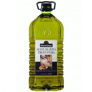 aceite de oliva virgen extra hojiblanca oleoestepa 5l