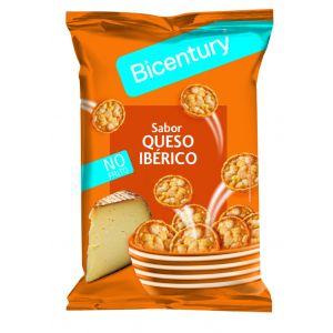 Tortitas de queso curado bicentury 70g