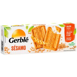 Galletas sesamo gerble 230g