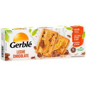 Galletas leche-chocolate gerble 250g