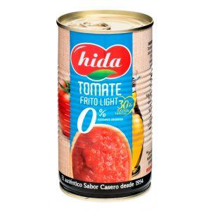Tomate frito light hida lata 340gr