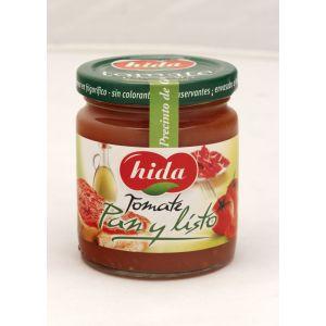 Tomate natural  untar  hida  220g ne
