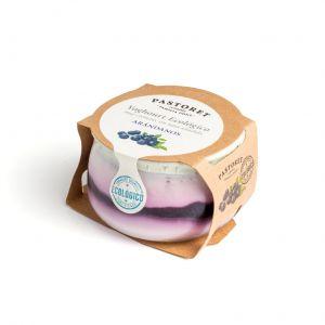 Yogur ecologico arandanos pastoret 135g