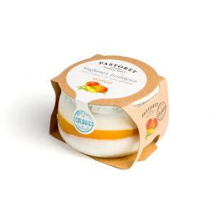 Yogur ecologico mango pastoret 135g