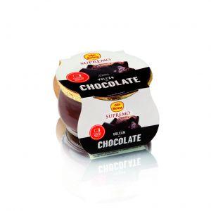 Postre volcan de chocolate reina 100gr