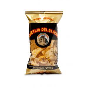 Patatas fritas clásicas sal cortijo del olivar 140g