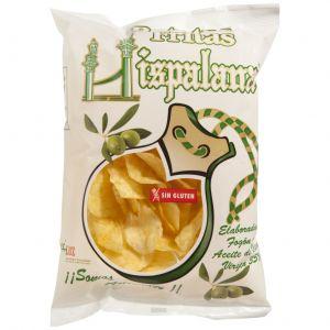 Patatas fritas  aceite de oliva hispalana 150g