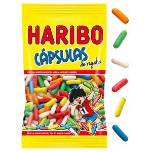 Gominolas capsulas  haribo  80g