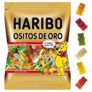 Gominolas ositos d´oro  haribo 150g