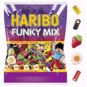 Gominolas funky mix  haribo 150g