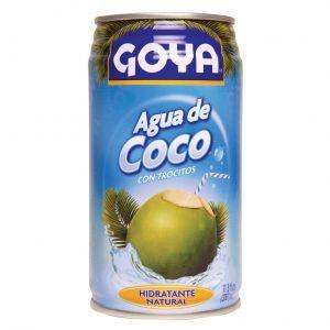 Agua de coco   goya brick 33cl