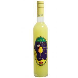 Licor sabor sorbete limon lial botella de 50cl