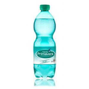 Agua mineral c/gas  fuente primavera pet 50cl
